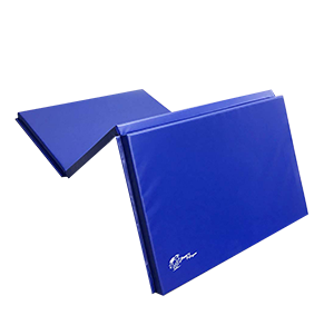 gymnastics 3 fold mat