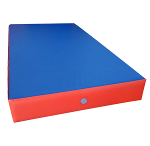 gymnastics crash mat